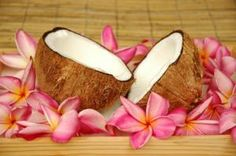 Coconut oil is one beauty trick. It can even strengthen your hair if it's starting to get thin. By heating up coconut oil and massaging it into your scalp once each week, you too can have shiny, wonderfully thick hair. Go to sleep with it and then wash your hair the next morning. You'll noticed healthier hair instantly!