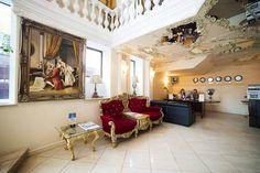 Golden Rooms Hotel - Doté d'un coin salon, d'une réception ouverte 24h/24 et…