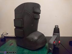 Mei How-to #1 – Boots – Cosplay by Henchwench