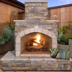 Features: -Finish: Natural. -BTU: 55,000. -Reliable piezo ignition. -Provides adjustable heat for patio or backyard. -Natural stone body provides both strength and beauty. -Porcelain tiles add s
