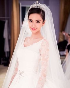 Huang Xiaoming & Angelababy's fairytale wedding | Heart Lovely - wedding, fashion, lifestyle
