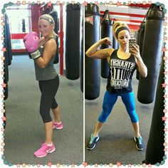 Paradise Valley member of the week is Chrystal Wolff. This young lady has been a part of the Knockout family since March and she comes in with her friend, Andrea Skinner, at least 3 to 5 days a week and sometimes on the weekends. Her main goal for joining Knockout was to live a healthy lifestyle and to stay active and get in the best shape so she can have the energy to get her through her busy day! Paradise Valley, Stay Active, Healthy Lifestyle, Goal, At Least, March, Sporty, Strong, Shape