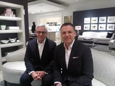 My conversation with Mitchell Gold and Bob Williams at the new Tysons Galleria store: http://dcbydesignblog.com/shopping/mitchell-gold-bob-williams-their-new-tysons-store/