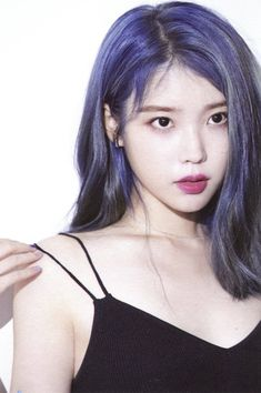 Photo album containing 66 pictures of IU Korean Girl, Asian Girl, Korean Shows, Cosmic Girls, Love Poems, Ulzzang Girl, Blue Hair, Kpop Girls, Girl Crushes
