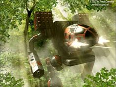 That Greek Warhammer Guy: New MechWarrior videogame in the works, and other news