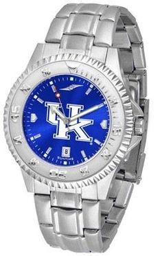 Kentucky Wildcats Competitor Blue AnoChrome Steel Watch