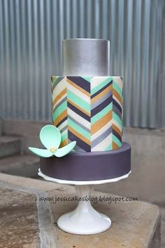"Jessicakes: It's here...my second class, ""Simply Modern Cake Design"""