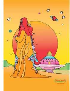1960's Peter Max art - Google Search