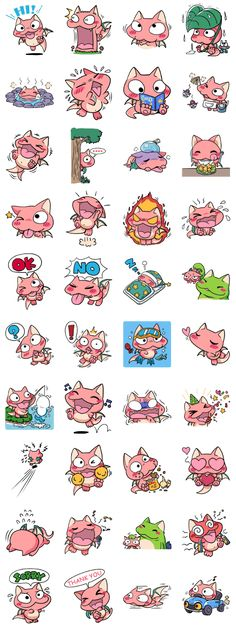 Cute monster!cat and bat mix animal