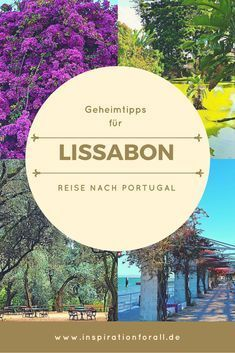 Tipps für eine Reise nach Lissabon in Portugal – Geheimtipps für einen Städtetrip nach Lissabon #lissabon #portugal #reisen #städtetrip Amazing Destinations, Travel Destinations, Places To Travel, Places To Visit, Going On A Trip, Portugal Travel, Algarve, Dream Vacations, Beautiful Places