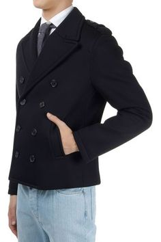 Neil Barrett double breasted jacket (art. BCA087 8132 01 699216)