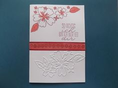 Sconebeker stamp Barn: new stamp & Embossing stencil - the perfect combination!
