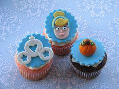 cinderella cupcakes - Google Search