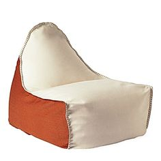 Newport Lounger – Persimmon/Ivory #serenaandlily