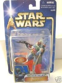 Star Wars Saga Collection Boba Fett ROTJ Sarlacc Pit Carkoon MOC