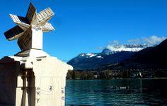 Lac Annecy (Haute Savoie, France) Tower Bridge, France, Explore, Building, Travel, Lake Annecy, Voyage, Buildings, Viajes