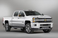 2015 Chevrolet Silverado 2500 HD High Country | GM Authority