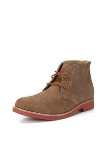 Hudson Chukka Boots by Eastland Shoe Company at Gilt