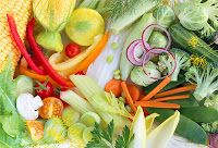 Vegetable Information.: Raw Vegetable : find out the compensation of this well-liked diet.