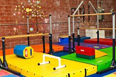 Preschool Gymnasium