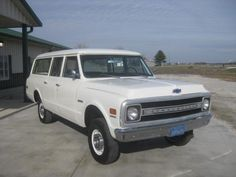 1969 Chevrolet Suburban for sale on Hemmings.com
