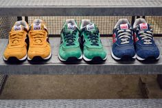 """New Balance 574 """"Color"""" Pack"""