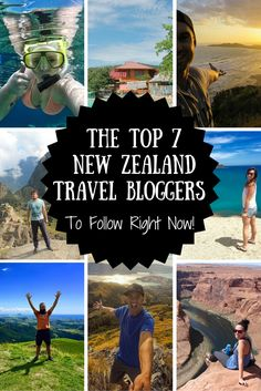 The Top 7 New Zealand Travel Bloggers