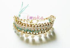 Bransoletki Lonka Jewelry  Lonka Jewelry bracelet   More on facebook  Facebook.com/LonkaJewelry