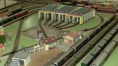 model train set - Imgur