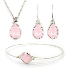 Midnight silver combinatie rose opal from Applepiepieces #applepiepieces #summertime