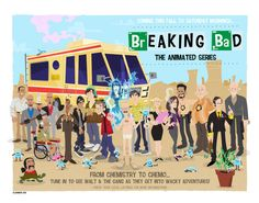 Breaking Bad: The Animated Series- Ian Glauninger