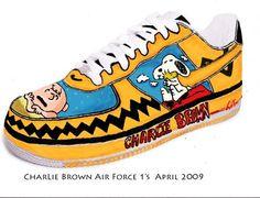 Snoopy Custom AF1 Design by Litoya.deviantart.com on @DeviantArt