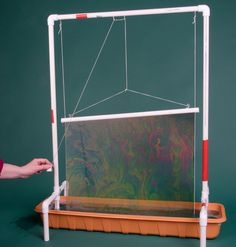 Soap Film Painting: Color, Light & Waves Science Project | Exploratorium Science Snacks