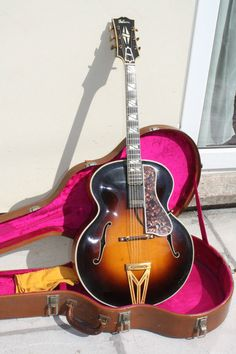 Gibson Super 400 from 1936