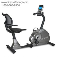 Bladez Fitness R300 Recumbent Bike - BHR300  With a feature set not normally seen in its price range, the R300 provides the creature comforts users desire in a recumbent bike.   Featuring a full walk-through design with an easy to adjust fore/aft seat slider, the R300 provides comfort through mesh back seat that provides cooling ventilation.