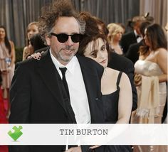 """Tim's wife, Helena Bonham Carter, diagnosed him with Asperger's syndrome. While she was researching for a film she had a bit of an """"a-ha moment"""" when so many of the symptoms of Asperger's syndrome lined up with the traits that she loves in her husband. Helena says: """"We were watching a documentary about autism and he said that's how he felt as a child. Autistic people have application and dedication"""
