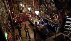 Tasty menu, huge bar, great music AND plenty of free parking? DTLA has it all.