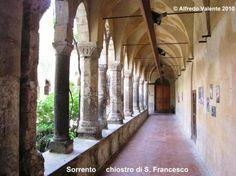 Chiostro di S. Francesco di Sorrento - Sorrento