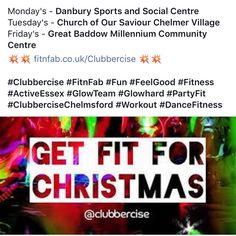 #clubbercise #fun #fitness #feelgood #Activeessex #thisgirlcan #clubberciseChelmsford #Fitnfab #fitspo #glowteam