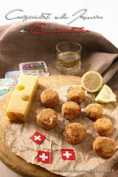 Croquetas de #jamon y #emmentaler http://trafornelliepennelli.blogspot.it/2014/10/croquetas-de-jamon-un-incontro-tra.html
