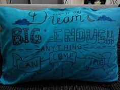 #diy pillowcase made by me