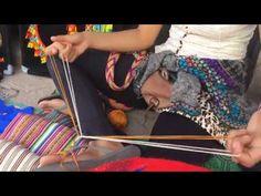 Part V -Crocheting mochila/wayuu bag tutorial - How to make a string by ...