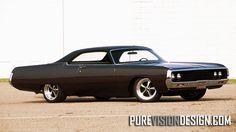 1970 Chrysler Newport.
