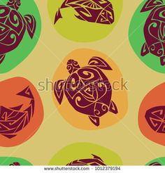 Find Seamless Pattern Sea Turtle Fish Maori stock images in HD and millions of other royalty-free stock photos, illustrations and vectors in the Shutterstock collection. Thousands of new, high-quality pictures added every day. Turtle, Royalty Free Stock Photos, Fish, Sea, Texture, Illustration, Pattern, Pictures, Image