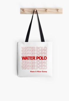 Water Polo Have A Nice Game t-shirt Water Polo, Classic T Shirts, Iphone Cases, Stickers, Tote Bag, Games, Nice, Artwork, Stuff To Buy