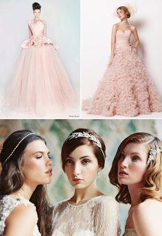 Vestidos de Novia para princesas de cuento