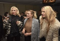 Pin for Later: Can't-Miss Celebrity Pics!  Gwen Stefani, Hilary Duff, and Rachel Zoe made a fashionable trio at the Established Jewelry by Nikki Erwin party in LA on Thursday.