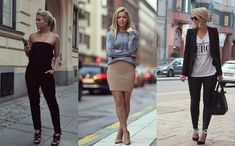 Уличная мода: Все секреты базового гардероба в модных образах фэшн-блоггера Linda Juhola Sporty, Style, Fashion, Swag, Moda, Fashion Styles, Fashion Illustrations, Outfits