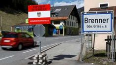 "Image copyright                  Reuters                  Image caption                     Austria is planning border controls at the Brenner crossing   Austria may build a border fence at a crossing with Italy, a provincial police chief has said. The 400m fence would be located at the Brenner crossing in Tyrol, the Tiroler Tageszeitung newspaper reported. Italian Prime Minister Matteo Renzi said closing the Brenner pass would go ""shamelessly"""