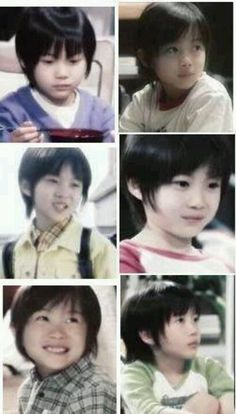 Baby Taemin~ I want my child to look as cute as him <3